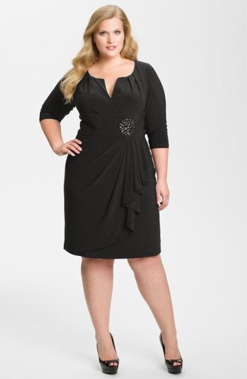 ovalado vestido